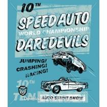 Speed Auto Daredevils Car Show