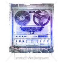Retro Stereo Music Recorder