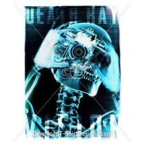 X-Ray Skeleton Photo Camera