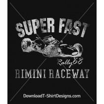Super Fast Raceway Car Rally