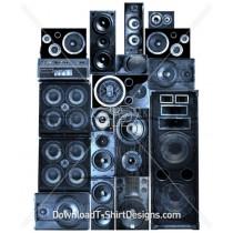Speaker Stack