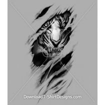 Rip Torn Tiger