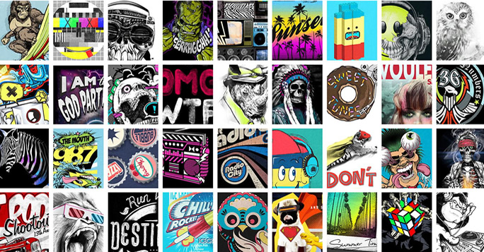 10 creative ways to print your t shirts download t for How to copyright t shirt designs