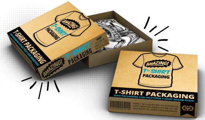 cool and creative t shirt packaging designs download t
