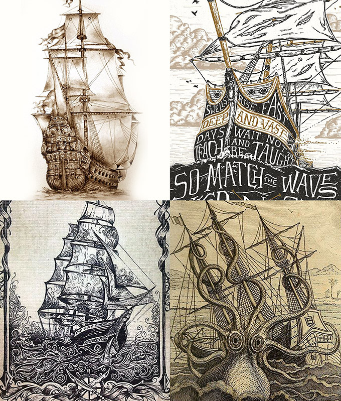Downloadt-shirtdesigns-T-SHIRT-TREND--Gothic-Pirate-image-8