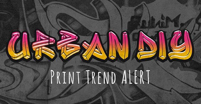 T-Shirt Print Trend - Urban DIY
