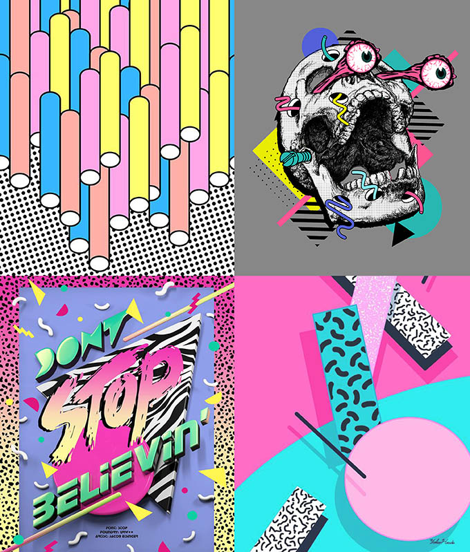 Graphic Design Trends For Holidays