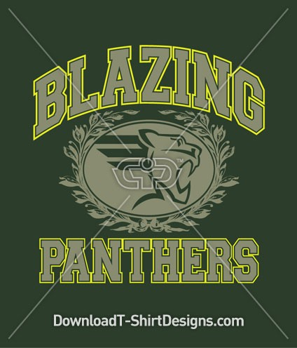Collegiate Blazing Panthers