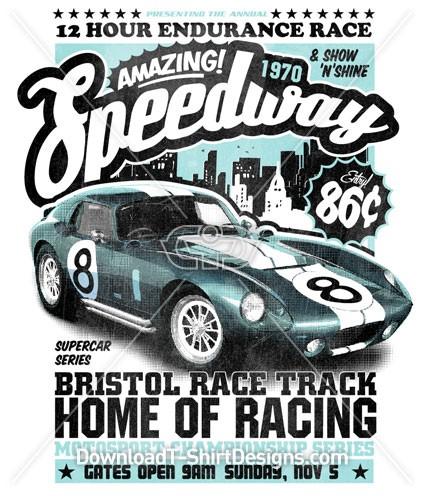 Race Car City Speedway