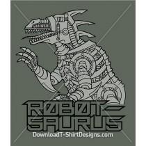 Robot Dinosaur T-Rex