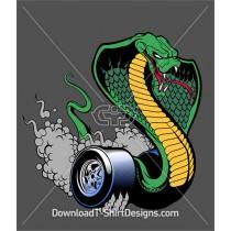 Cobra Snake Racing Wheels