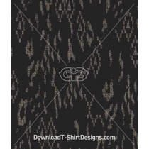 Abstract Geo Leopard Skin Seamless Pattern