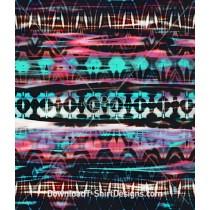 Modern Ethnic Tribal Stripe Repeat