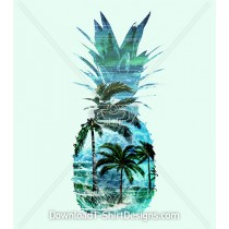 Tropical Island Pineapple