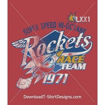 Retro Rockets Super Speed Race Team