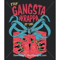 The Gangsta Wrappa Christmas Present Monster