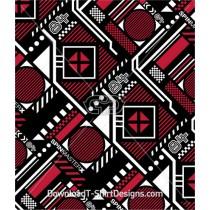 Spinmaster Geometric Pattern Seamless Pattern