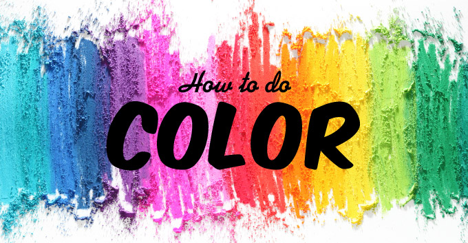 How To Choose Color To Enhance Your T-Shirt Designs.