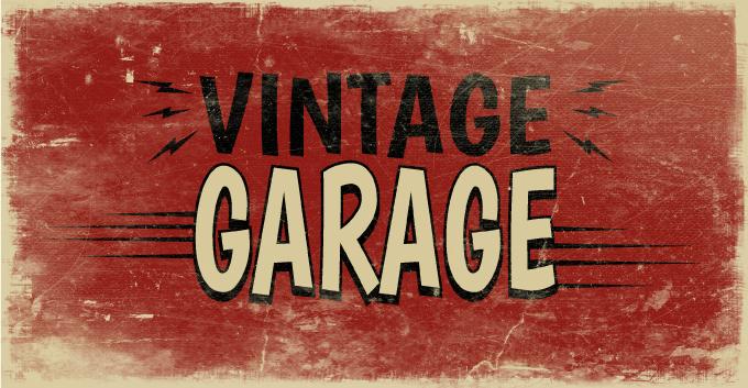 T-Shirt Design Trend Direction - Vintage Garage