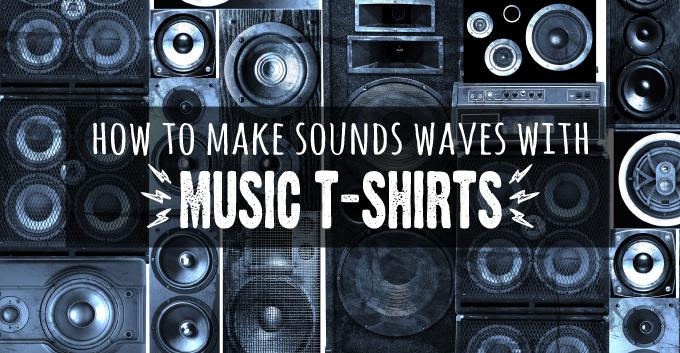 Rocking Music T-Shirt Designs