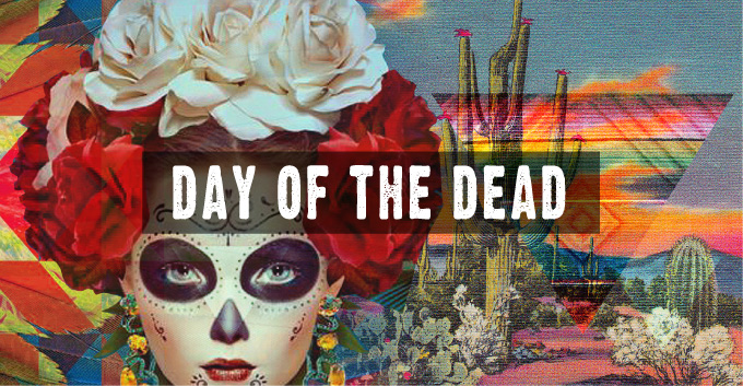 Day of the Dead T-Shirt Inspiration