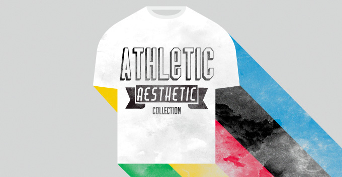 Athletic Aesthetic T-Shirt Inspiration