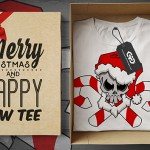 12 Epic Christmas T-Shirt Prints