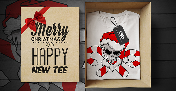 18 Cool Festive Christmas T-Shirt Prints