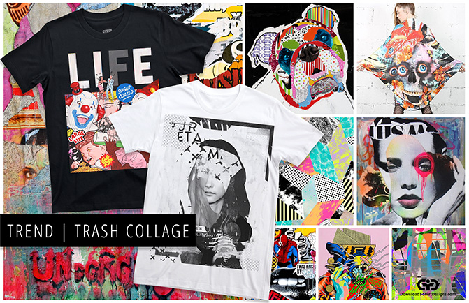 7 T Shirt Design Trends That Will Rock