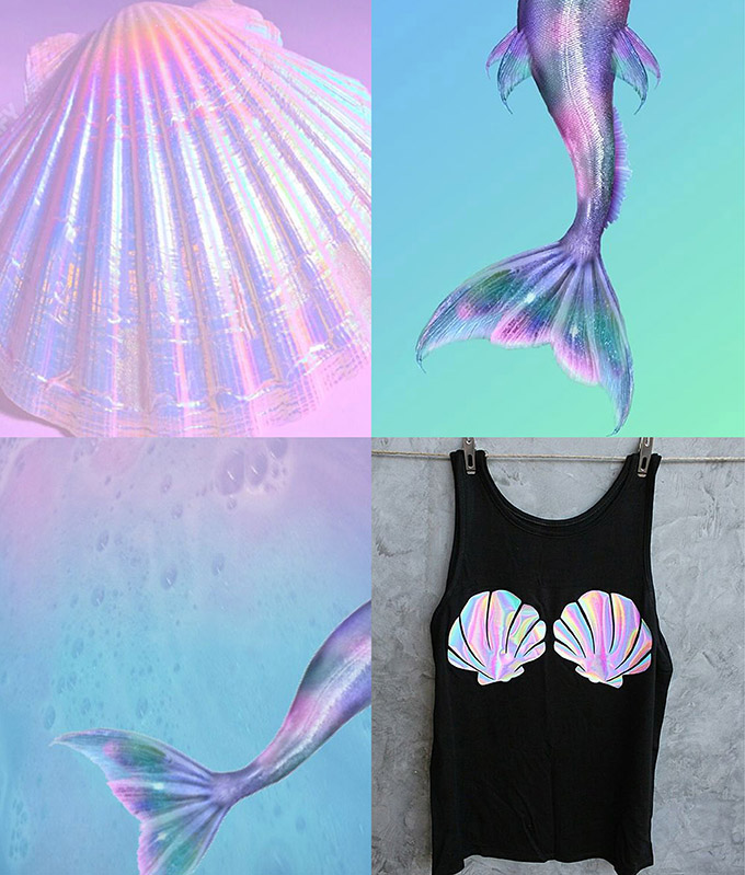 downloadt-shirtdesigns-holographic-glitch-mermaid-effect