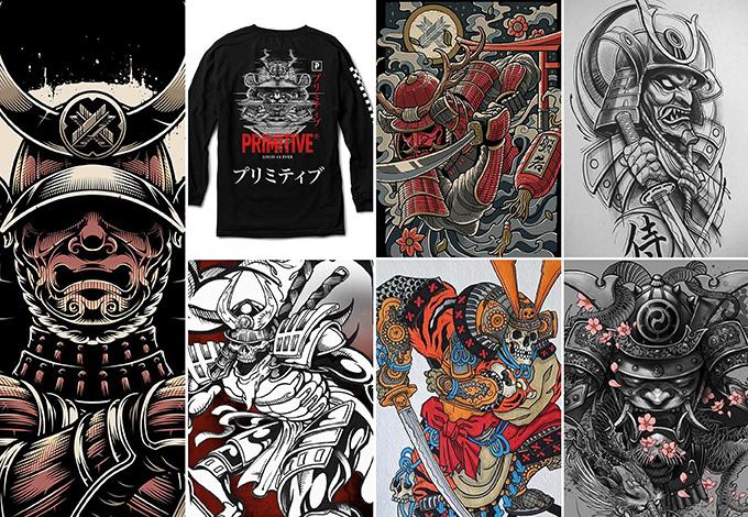 downloadt-shirtdesigns-extreme-orient-samurai
