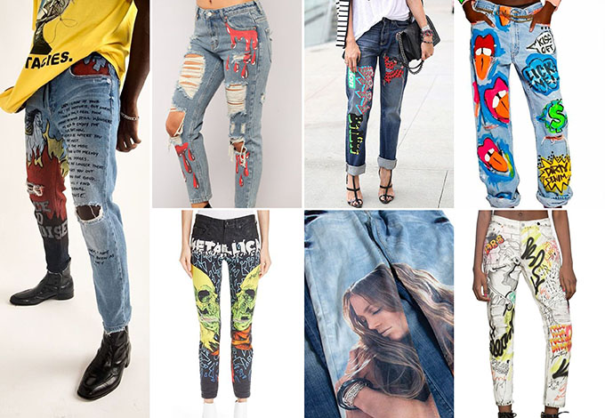 6 Cool Ways To Print On Denim Download T Shirt Design