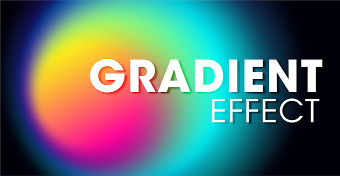 How can Gradients Transform T-Shirt Print Design?