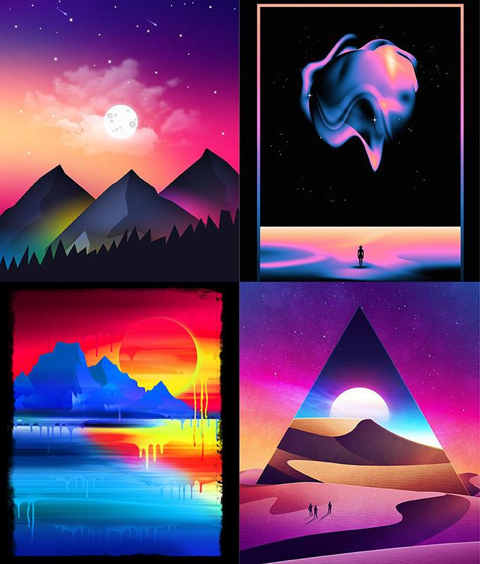 download-t-shirt-designs-gradient-effect-otherworldly