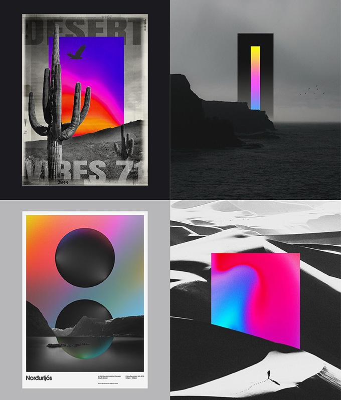 download-t-shirt-designs-gradient-effect-photo-bomb