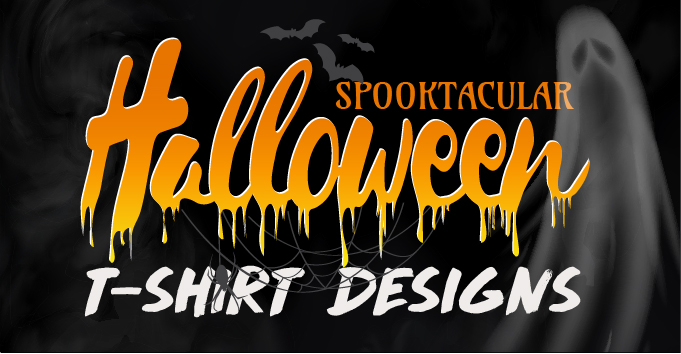 Spooktacular Halloween T-Shirt Designs